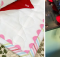 Two Ways to Bind a Quilt with Rickrack