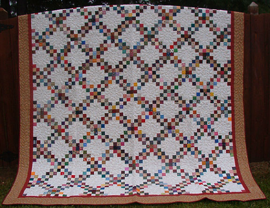 Make a Bonus Quilt While Working on Other Projects