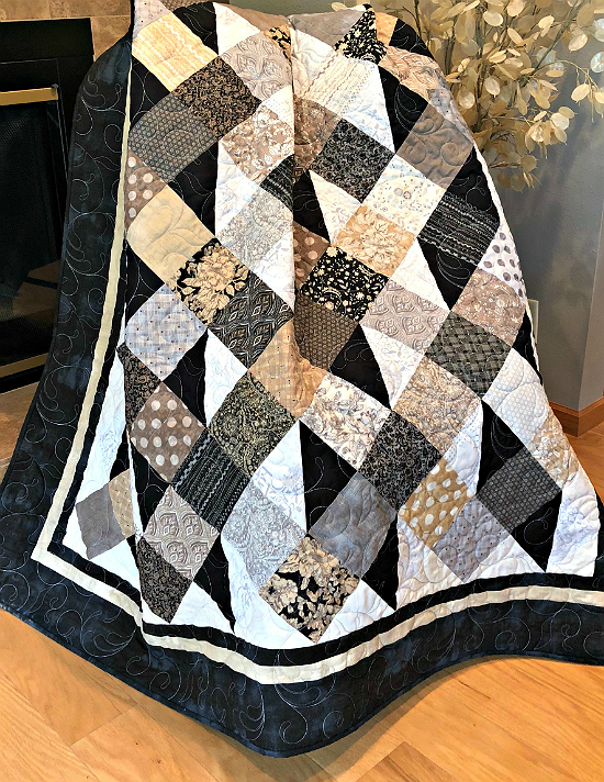 Simply Serene Quilt Pattern