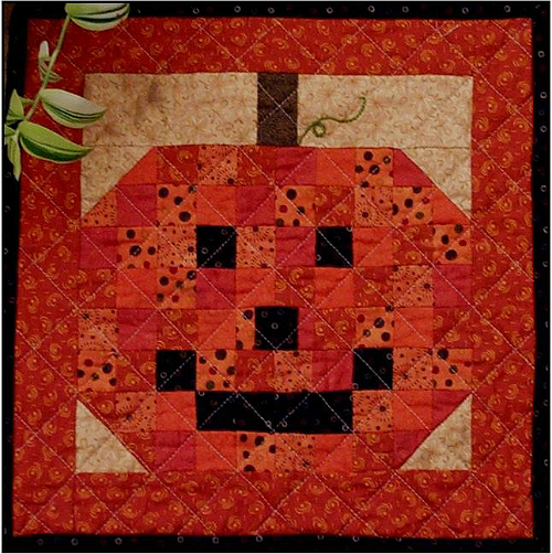 Spooky Kitchen Quilt Pattern