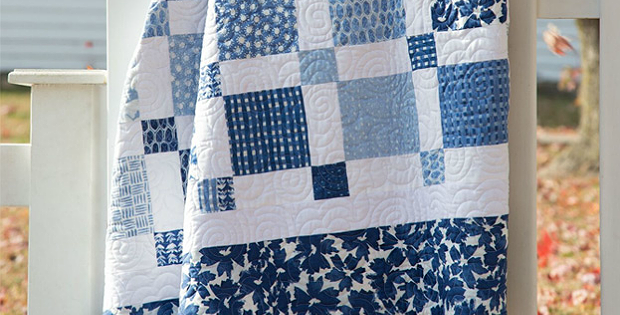 Super Simple Squares Quilt Tutorial