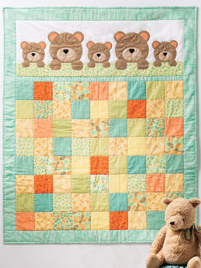 Sweet Dreams Quilt Pattern