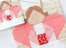 Angel Quilt Block Pattern