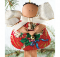 Primitive Angel Ornament Pattern
