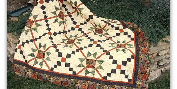 Knotty Times Quilt Pattern