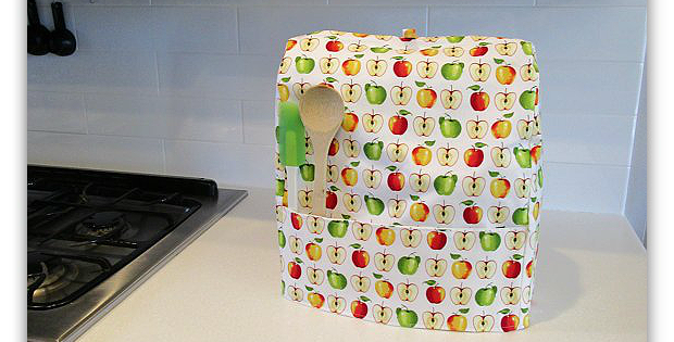 Kitchenaid Mixer Cover Pattern