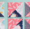 How to Sew Perfect Quarter-Square Triangles