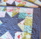 Scrappy Star Placemats