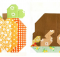 Celebrate the Harvest Season with Cute Quilt Blocks