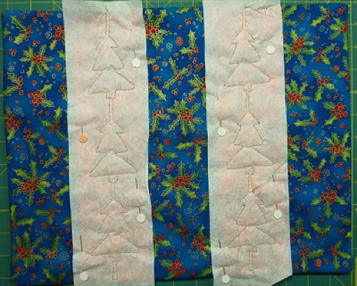 How to Make and Use Tissue Paper Quilting Templates