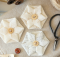 Folded Hexagon Ornament Tutorial