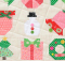 Holly Jolly Mini Sampler Quilt