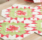 Christmas Table Topper Quilt Pattern