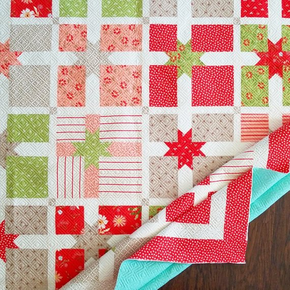 Under the Tree Quilt Pattern