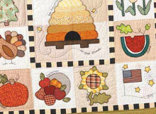 Seasons and Reasons to Celebrate Quilt Patterns