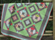 Sweet Song Quilt Pattern