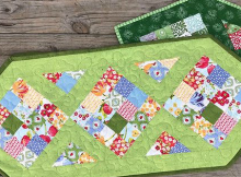 To the Point Table Runner Pattern