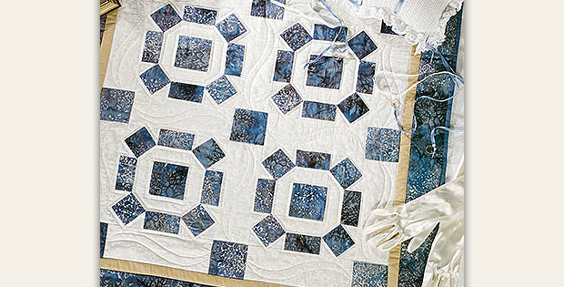 Winter Wedding Quilt Pattern
