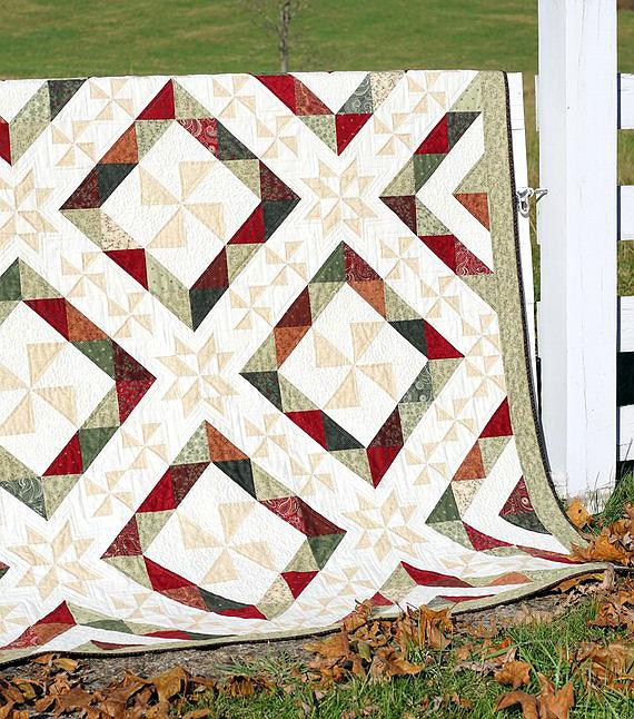Winter Wonderland Quilt Pattern