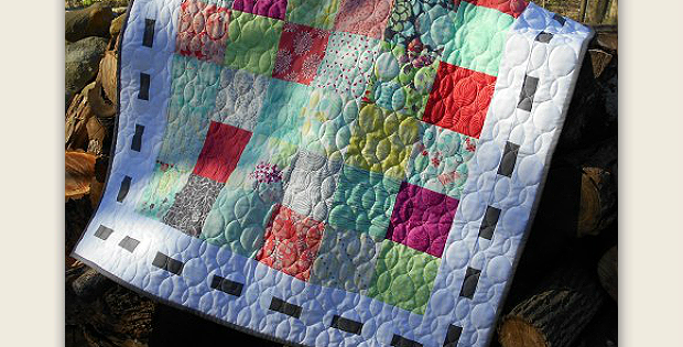 36 Charm Street Baby Quilt Pattern