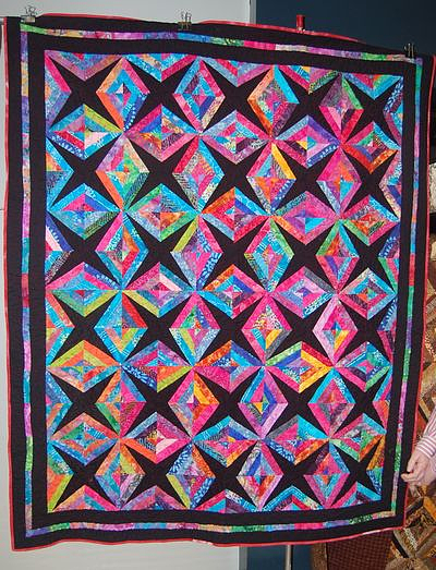 One Simple Block Makes Stunning Quilts