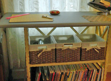 Create the Perfect Ironing Station for Quilting