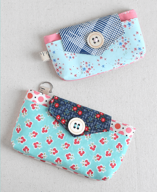 Phoebe Phone and ID Case Pattern