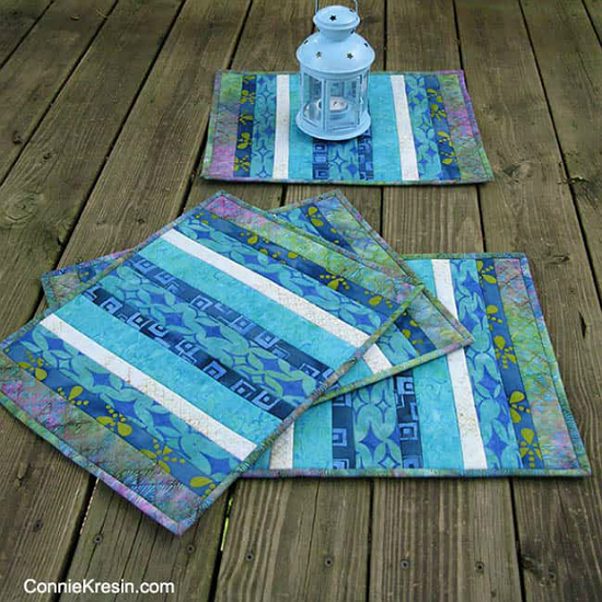 QAYG Placemats Tutorial