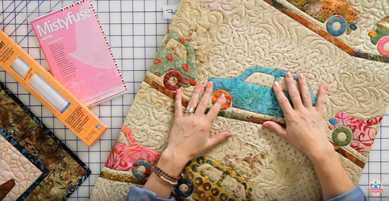 Choose the Right Fusible Web for Your Applique Project