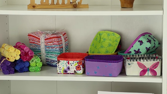 Use These Easy Baskets All Around the House