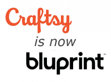 Goodbye Craftsy, Hello Bluprint