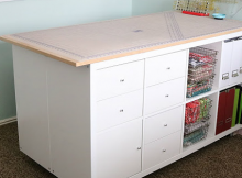 Create Your Perfect Cutting Table from Pre-made Units