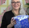 Create a Sturdy Storage Box from Beautiful Fabric