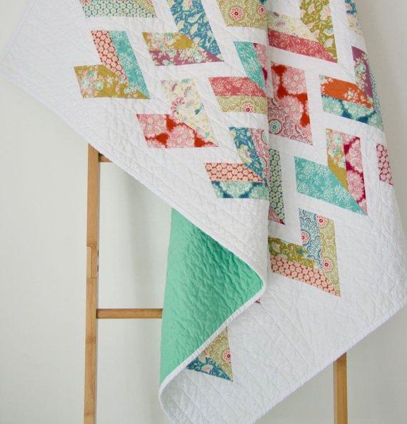Lovebird Quilt Pattern