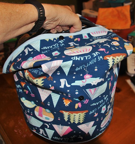 Instant Pot Cover and Carry Case Pattern