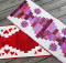 Piano Keys Table Runner Pattern