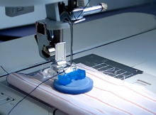 How to Sew on Buttons with Your Machine