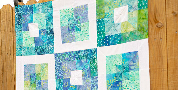 Seaside Quilt Tutorial