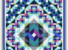 Square Knot Quilt Pattern
