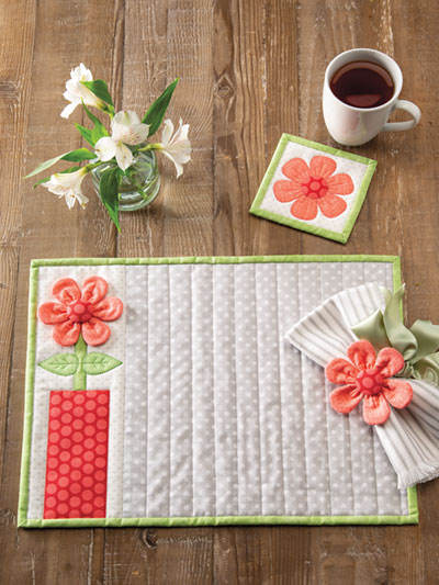 Freshly Picked Table Set Pattern