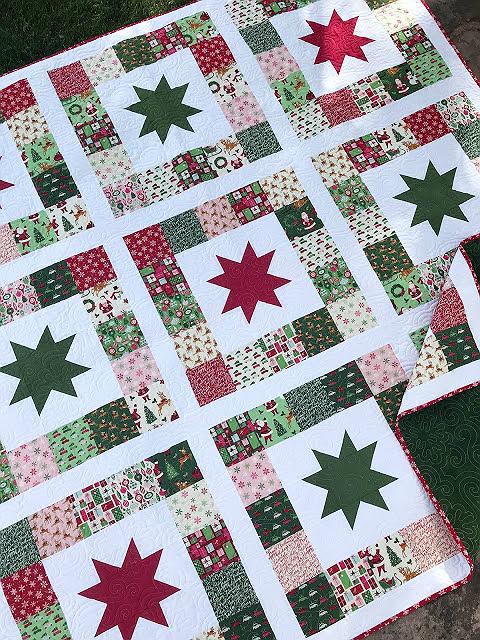 Starbound Quilt Pattern