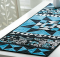 Blue Diamonds Table Runner Pattern