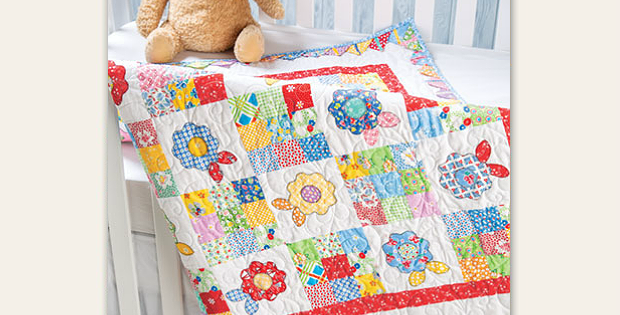 Bits and Pieces Quilt Pattern
