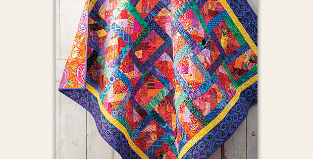 Braid My Way! Quilt Pattern