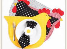 My Chicken Kitchen Pattern Set