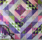 Faceted Quilt Pattern