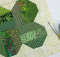 Four-Leaf Lucky: Stitch a St. Patrick's Day Block
