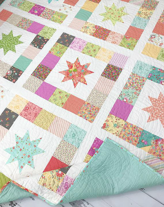 Starbound Quilt Pattern
