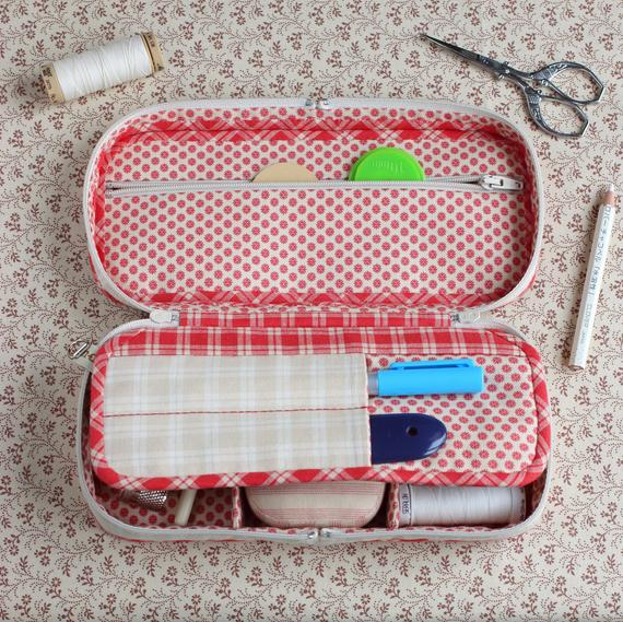 Travel Sewing Case Pattern