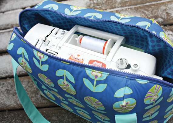 Aeroplane Bags Pattern